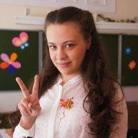 выпускница :: Влада Лаптева