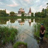 Свято-Успенский Иосифо-Волоцкий монастырь. :: —- —-