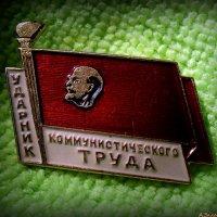 Ударник коммунистического труда))) :: Андрей Заломленков