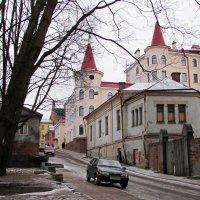 Старый Выборг зимой :: Ирина Румянцева
