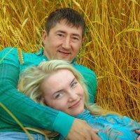 В поле :: Светлана