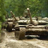 Броня крепка и танки наши быстры... :: Сергей Калиновский