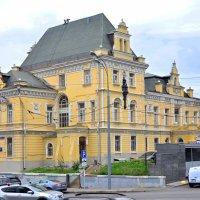 Дом в Москве. :: Oleg4618 Шутченко