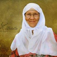 Живописный портрет моей бабушке :: Ринат Абдуллин