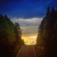 На закат :: Dima Pavlov