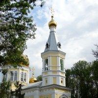 Колокольня храма иконы Божией Матери Живоносный источник... :: Тамара (st.tamara)