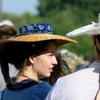 соломенная шляпка или модницы :: Олег Лукьянов