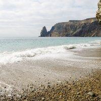 пляж Яшмовый :: Анна Выскуб
