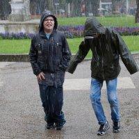 Дождь... :: Галина Кучерина
