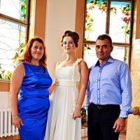 З батьками :: Степан Карачко