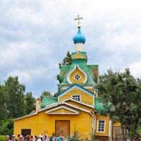 Введенская церковь :: Nikolay Monahov