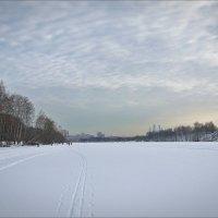 Зима на Москва-реке :: Александр Лебедевъ
