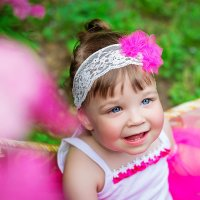 Малышка :: Дарья Берестова