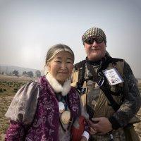 Фотограф Алексей Трофимов и Бурятский Шаман Марина из Германии :: Аннета /Анна/ Шу