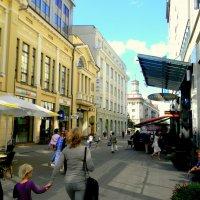 Вильнюс. Литва. Июль 2015 :: Валентина (Panitina) Фролова