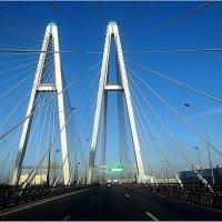 Вантовый мост :: Вера