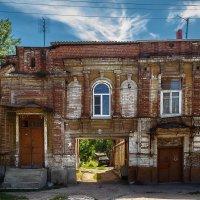 Старый дом :: Константин Бобинский