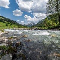 В горах Абхазии 2 :: Александр Хорошилов