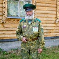 Граница на замке :: Дмитрий Конев
