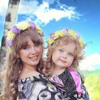 Мамина дочка :: Надежда Батискина