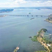 Старый саратовский мост :: Александр