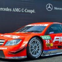 Mercedes C-Coupe DTM :: Дмитрий Крыжановский