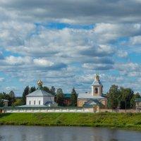 Боровичи, Свято-Духов Иаковлев Боровичский монастырь :: вадим климанов