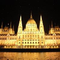 Ночной Будапешт :: Арина Бибик