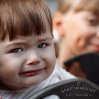 Маленькая Ксения :: Наталья Баланюк