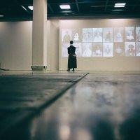 Одинокий зритель не моих работ. :-)))) :: Михаил Палей
