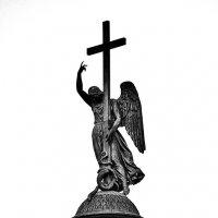 Александровский ангел. :: Владимир Питерский