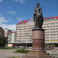 Памятник княгине Ольге. :: Александр Атаулин