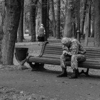 Воспоминания...... :: Елена Фролкова