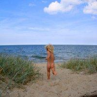 - а земля-то круглая и ...море, что на ней... :: Lilly