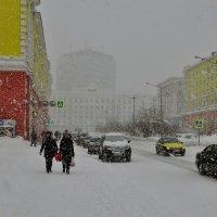 Однако зима скоро... :) :: Витас Бенета