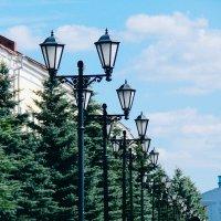 фонари :: Анастасия Гремякина
