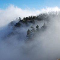 В облаках :: Serge
