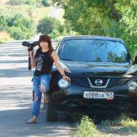 а вот и я! репортаж о фотографах! )) :: Райская птица Бородина