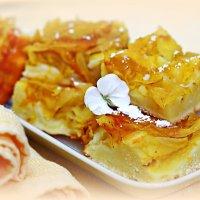 Яблочный десерт :: TATYANA PODYMA