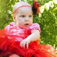 Маленькая принцесса :: Ирина Федоренко