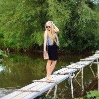 на мостике! :: Татьяна