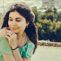 Ветер колышит волосы :: Валерия Дроздова