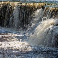 Тосненский водопад :: Борис Борисенко