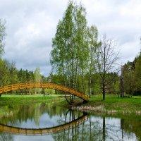 Пейзаж с мостом :: Genych