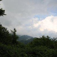 кухня погоды в горах :: valeriy khlopunov