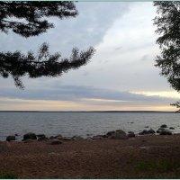 Приморский пляж :: Вера