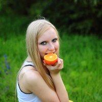с апельсинами! :: Татьяна
