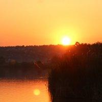 sunset in Moldova :: Igor Moga