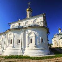 Церковь Успения Пресвятой Богородицы :: Бронислав Богачевский