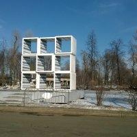 В парке Горького. :: Мила